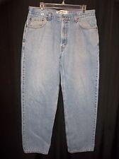 LEVI'S 550 Relaxed Fit Straight Leg Men's Denim  JEANS  Size 36 X 32