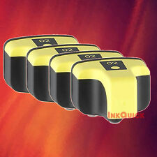 4 C8773WN 02 YELLOW INK FOR HP C5140 C5180 C6150 C7180