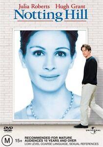Notting Hill (DVD Region 4) Julia Roberts, Hugh Grant