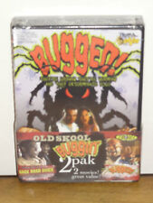 Buggin 2 Pak - Back Road Diner / Bugged (2-DVDS) Troma Team Video DVD! BRAND NEW