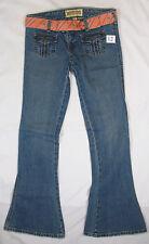 Abercrombie Vintage Blue Wash Jeans - Girls/14  (012)