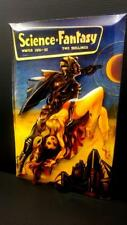 Science Fantasy Comics Winter 1951 Cover in 3-D large 11x17