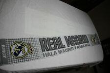 BUFANDA NUEVA OFICIAL DEL REAL MADRID HALA MADRID Y NADA MAS   SCARF
