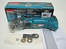 Makita XMT03Z 18V LXT Oscillating Cordless Multi‑Tool, Saw & Sander,Tool + Blade