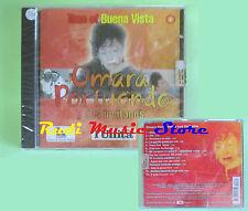 CD OMARA PORTUONDO Y SUS INVITADOS sigillato time buena vista (Xs3) no lp mc dvd
