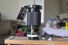 Canon FD macro 100mm F4 lens for canon FD