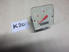 Lovely cream face speedo head (KM) for Citroen 2cv .850+Citroen parts in SHOP