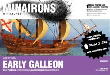 Minairons 1:600 Early galleon - 03mm Age of Sail