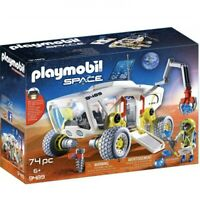 PLAYMOBIL Space Mars Research Vehicle & Goodman - 9489 - (NEW)