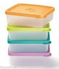 Tupperware Snack On-The-Go Set of 4 - BRAND NEW