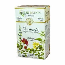 Organic Turmeric Ginger Lemon Tea 24 Bags