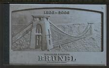 GB 2006 DX36 BIRTH BICENTENARY OF ISAMBARD KINGDOM BRUNEL PRESTIGE BOOKLET