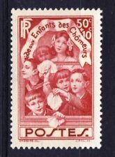 Family, Society Mint Hinged Postage European Stamps