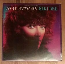 Kiki Dee ‎Stay With Me Vinyl Album LP 33rpm 1979 The Rocket Record Comp ‎TRAIN3