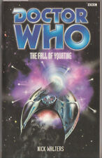 Doctor Who - The Fall of Yquatine. McGann's Doctor / 8DA NrMint 1st ed BBC Books