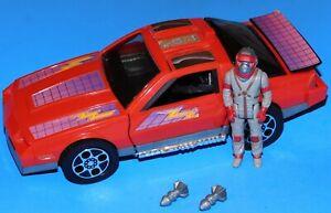 Vintage 1985 Kenner M.A.S.K. Thunderhawk w/ Matt Trakker 100% Complete MASK