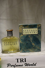 STETSON COUNTRY Men's Cologne by Coty Spray 2.5 fl.oz.