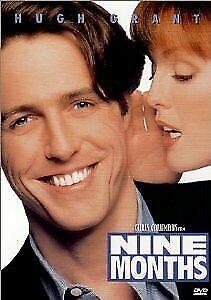 Brand New WS DVD Nine Months Hugh Grant Julianne Moore Tom Arnold Joan Cusack
