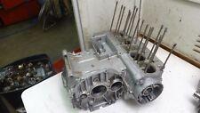 77 Honda CB750A Hondamatic CB 750 HM526B. Engine crankcase cases