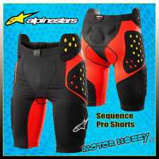 PANTALONCINI PROTETTIVI CROSS ENDURO ALPINESTARS SEQUENCE PRO SHORTS TAGLIA XL