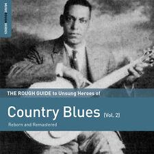 CD de musique country blues pour Blues Various