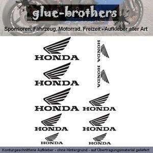 Honda Performance Aufkleber Set Motorsport Sticker Motorrad Farbauswahl MotoGP