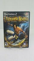 Prince of Persia: The Sands of Time (Sony PlayStation 2, 2003) Complete