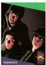 Five Identical The Beastie Boys 1991 Proset Nos Music Trading Cards