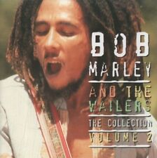 BOB MARLEY & THE WAILERS CD reggae THE COLLECTION vol2 trenchtown KAYA Lively