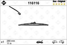 "SWF Wiper Blade 280 mm 11"" Fits FIAT FORD NISSAN RENAULT SEAT SUZUKI VW 6426LY"