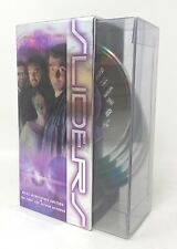Sliders Dual Dimension Edition The 1st And 2nd Season DVD Set Complete Boxset