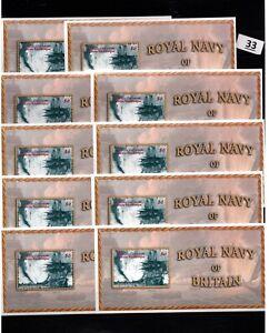 SA 10X GRENADA - MNH - SHIPS - TRANSPORTATION - ROYAL NAVY - WHOLESALE
