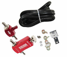 EMUSA RED Adjustable 1-30 PSI New Racing Turbo Manual MT Boost Controller Kit