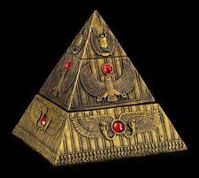 Pyramide Coffret - Boîte Boîte Égyptien Égypte Figurine décorative