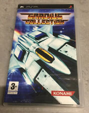 Psp Gradius Collection Case And Manual Only No GAME