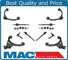 05-2011 Dakota Upp & Low Control Arm Ball Joint Bushings Tie Rods Sway Bar 10Pc