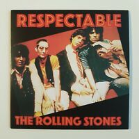 The ROLLING STONES ♦ Limited Edition & Remastered CD ♦ RESPECTABLE