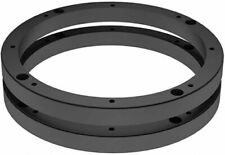 "New 6.5"" (6 1/2"") Universal Speaker Spacer Rings 1/2"" Depth (Pair) .5 6.5"