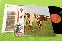 PINK FLOYD LP ATOM .. JAPAN MINT OBI INSERTO AUDIOFILI TEXTURED COVER
