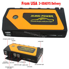 69800mAh Car Jump Starter Pack Booster Charger Battery Power Bank USA Delivery