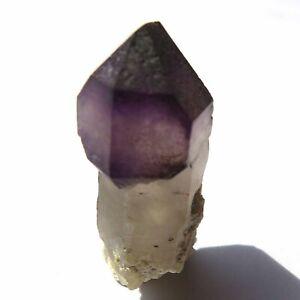 Amethyst Scepter Brandberg Quartz Crystal  Namibia BR879