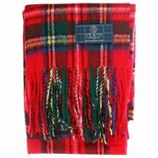Nouveau long cou Fashion Royal Stewart Tartan écharpe écossais laine Clan  écharpes fcf56710701
