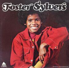 "FOSTER SYLVERS "" SELF TITLED "" SEALED U.S.LP SOUL FUNK R&B MISDEMEANOR"