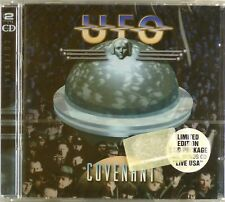 2x CD - UFO - Covenant - Neu - #A3282