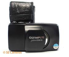OLYMPUS MJU ZOOM 105 35MM FILM CAMERA EXCELLENT CONDITION