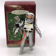 Hallmark Keepsake Ornament GI Joe Action Figure Space Astronaut 2000 Ken Crow