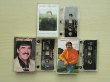 3 X JOHNNY LOUGHREY CASSETTE'S, ALL EXCELLENT CONDITION, RARE TAPES, TESTED.