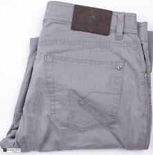 Pierre Cardin Deauville Straight Fit Grey Mens Denim Jeans Size W36 L34 Cotton