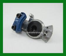 VelVac Glad Hand Gladhand Air Brake Blue Service Die Cast Aluminum