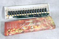 DDR Narva Lichterkette Lichtkette 16er + 2 Ersatz Weihnachtsbaum Beleuchtung NEU
